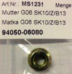 94050-06080 Matka G06 SK10/Z/B13