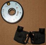 35102-KFB7-305-M2 Magnetický imobilizer - kompletní dekl s držáky klíčů